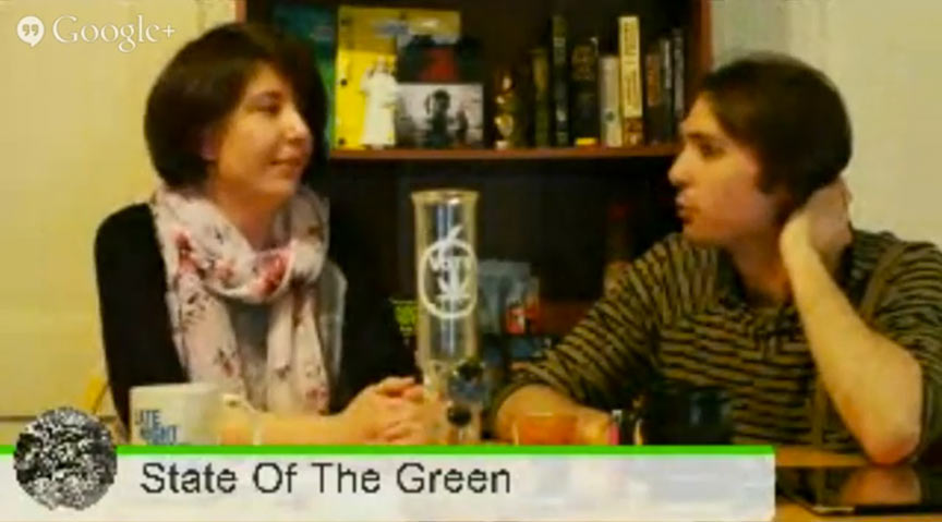 State of the Green Marijuana Talk Show: A 4/20 Highlight