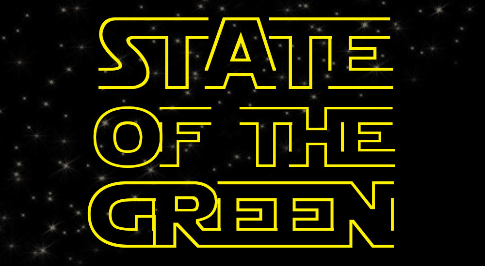 May the 4th Be With You: State of the Green Talk Show Star Wars Edition