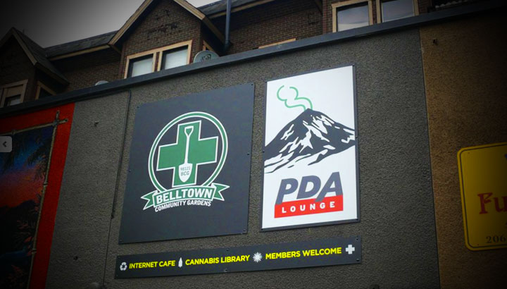 Will This Medical Marijuana Dispensary in Seattle Turn Into a Legal Cannabis Shop?
