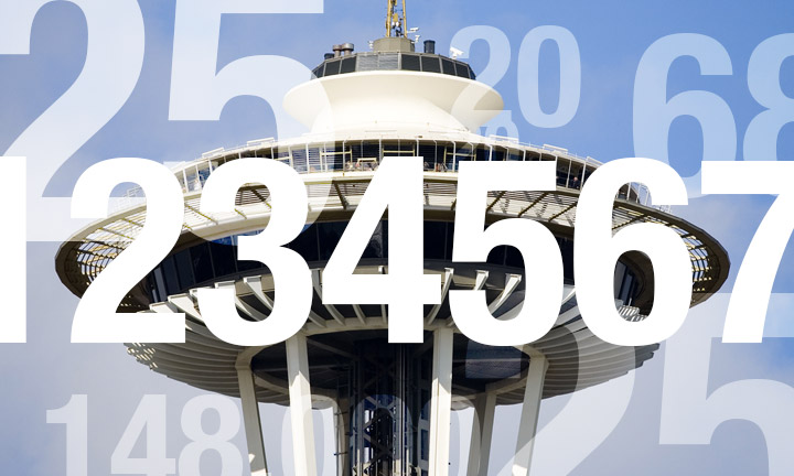 INFOGRAPHIC: Seattle Recreational Marijuana By the Numbers