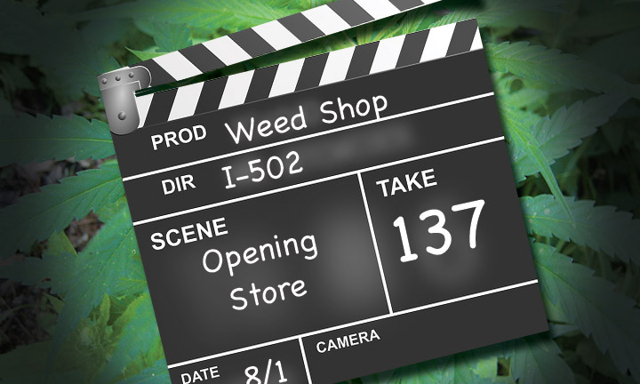 Take 137. Action! First Tacoma Retail Marijuana Shop Opens Today, Only Seattle Weed Shop Will Open Again With Product