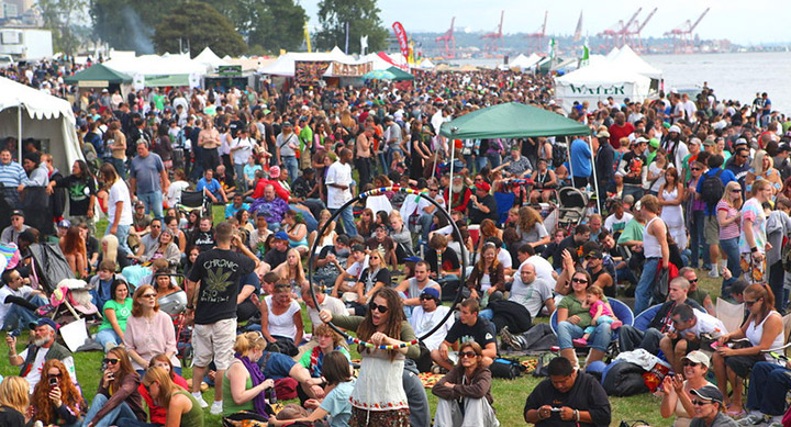 Hempfest and CannaCon Weekend