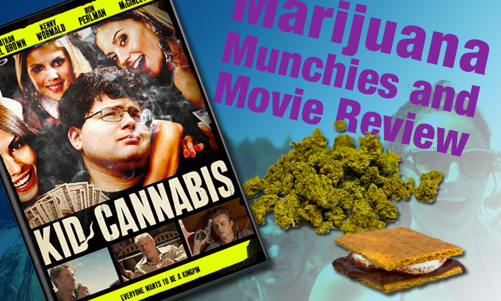 Marijuana Review: Hawaiian Dutch Treat, Kid Cannabis & Smores w/ a Twist