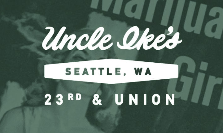 Uncle Ike's Pot Shop: Located in Central District, Next to Capitol Hill