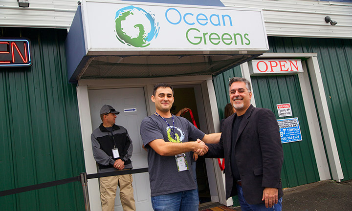 Ocean Greens: North Seattle Recreational Marijuana Store