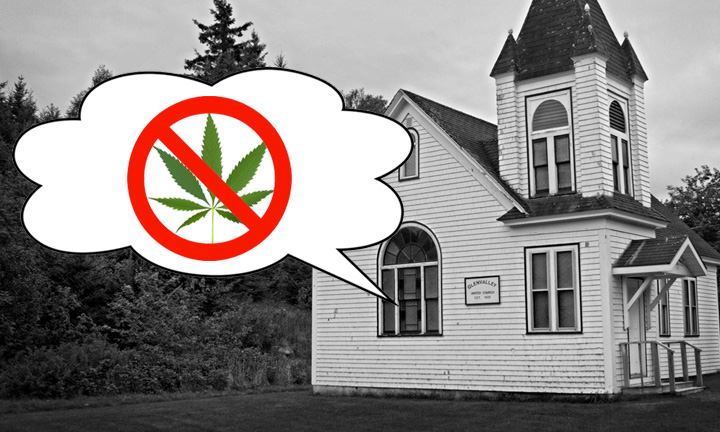 Playing Devil's Advocate: Does the Church Have an Argument Against Pot Shops?