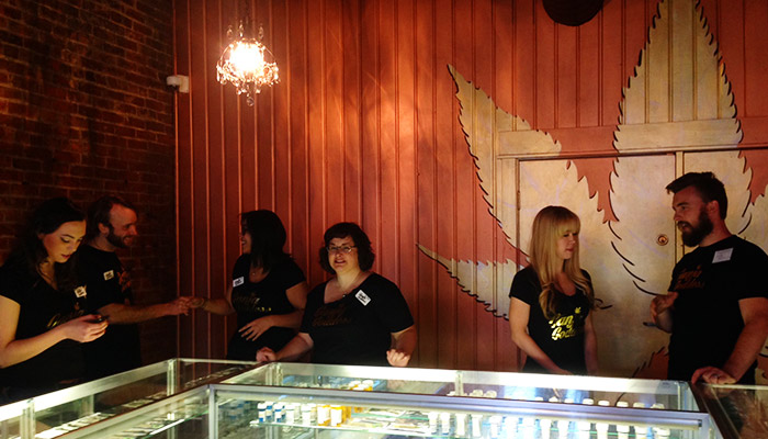 New Seattle Marijuana Store Ganja Goddess, a Pleasant Little Surprise