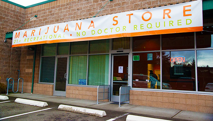 Grass: A North Seattle Recreational Marijuana Store