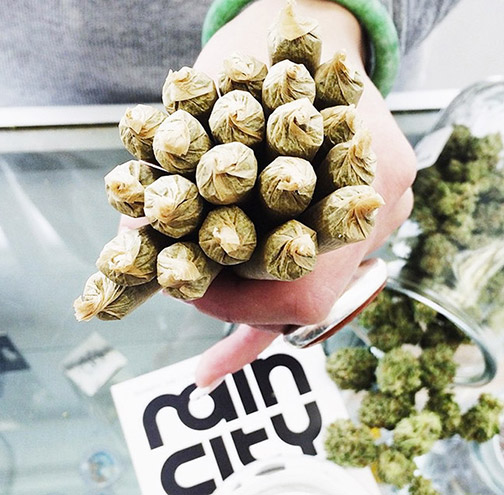 Rain City Cannabis is now Clutch Cannabis
