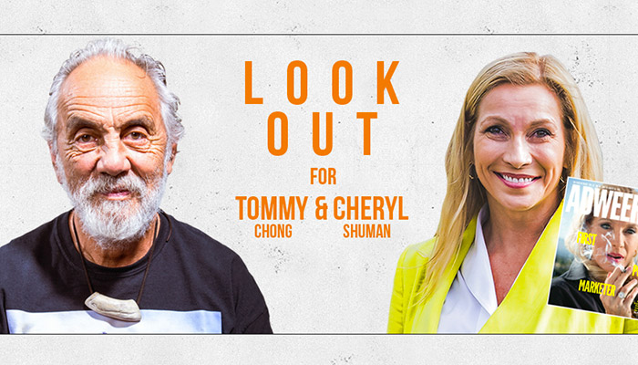 Get Ready for CannaCon, Tommy Chong, and Cheryl Shuman Beginning Thursday!