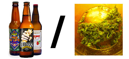 5 Local Beers For 5 Local Weed Strains: A Tasting Pairing Mini-Guide
